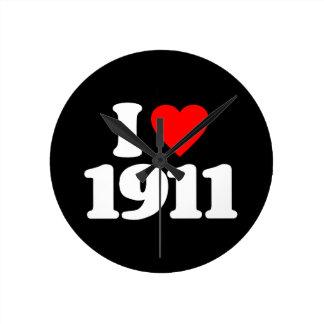 AMO 1911 RELOJES DE PARED