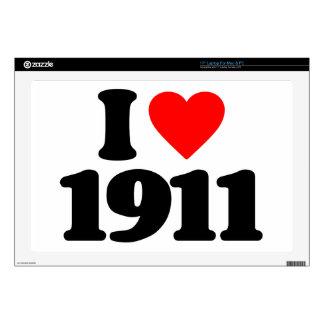 AMO 1911 CALCOMANÍAS PARA 43,2CM PORTÁTILES