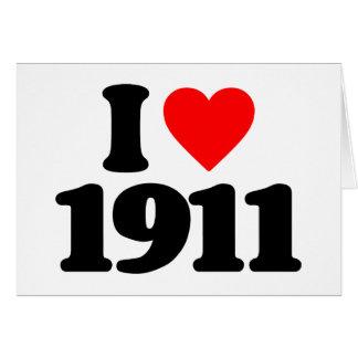 AMO 1911 TARJETON