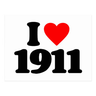 AMO 1911 POSTAL