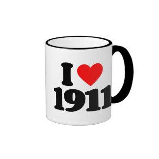 AMO 1911 TAZA DE CAFÉ