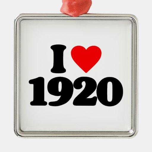 AMO 1920 ORNAMENTOS DE REYES MAGOS
