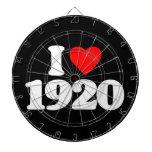 AMO 1920 TABLERO DARDOS