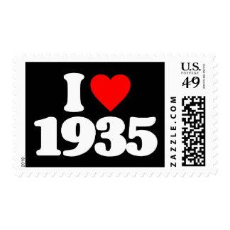 AMO 1935 SELLOS
