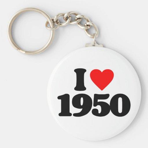 AMO 1950 LLAVEROS