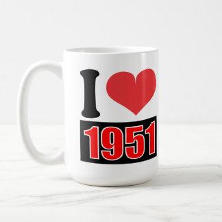 Amo 1951 - las tazas
