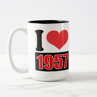 Amo 1957 - las tazas