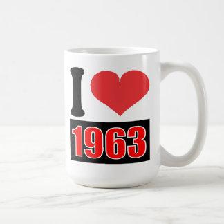 Amo 1963 - las tazas