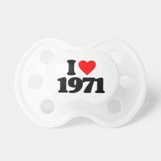 AMO 1971 CHUPETE