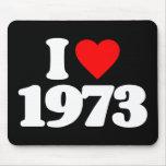 AMO 1973 TAPETES DE RATÓN