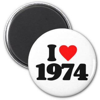 AMO 1974 IMANES DE NEVERA