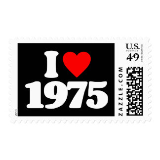 AMO 1975 SELLO POSTAL