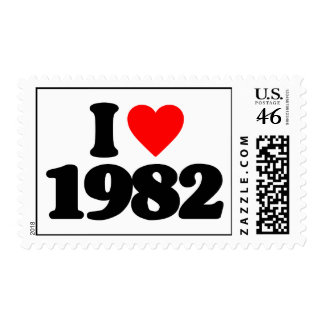 AMO 1982 SELLOS
