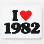 AMO 1982 TAPETES DE RATONES
