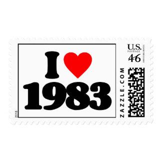 AMO 1983 SELLOS
