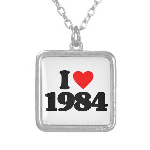 AMO 1984 COLGANTE