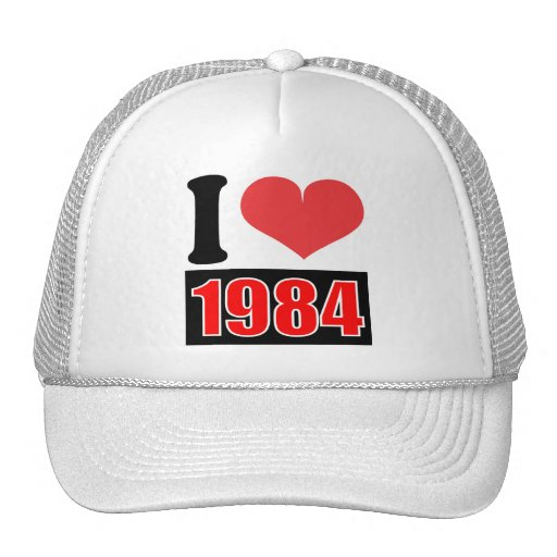 Amo 1984    - gorra