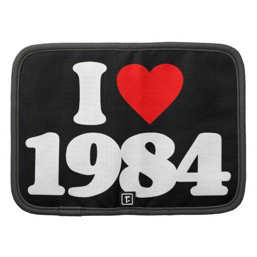 AMO 1984 ORGANIZADORES