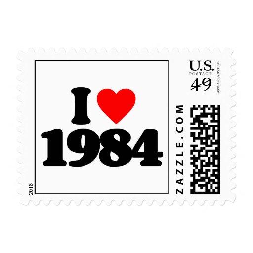 AMO 1984 SELLO