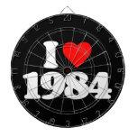 AMO 1984 TABLERO DE DARDOS