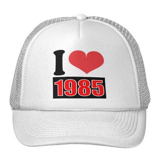 Amo 1985    - gorra