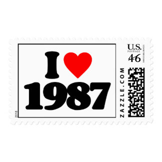 AMO 1987 SELLO