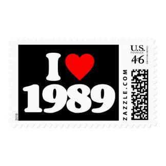 AMO 1989 SELLO