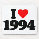 AMO 1994 TAPETES DE RATONES