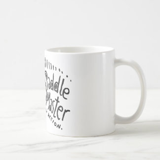 Amo 1 de la paleta taza básica blanca