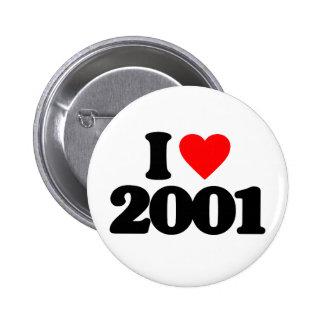AMO 2001 PIN REDONDO 5 CM