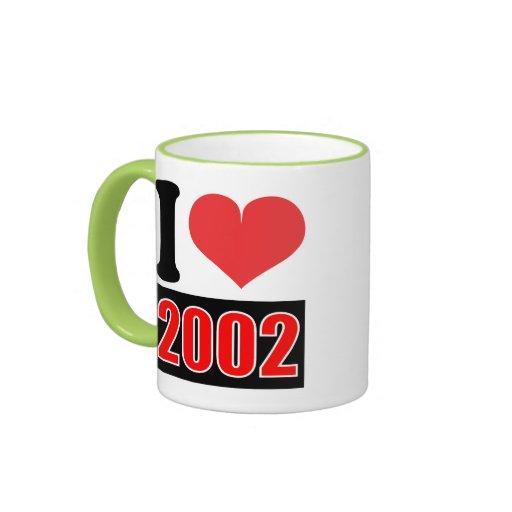Amo 2002 - las tazas