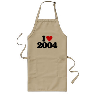 AMO 2004 DELANTAL