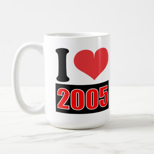 Amo 2005 - las tazas
