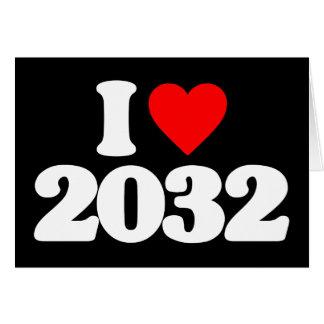 AMO 2032 FELICITACIONES