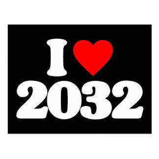 AMO 2032 POSTAL