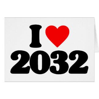 AMO 2032 TARJETA