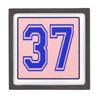 Amo 37 caja de recuerdo de calidad