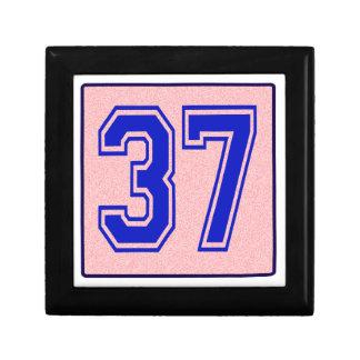 Amo 37 joyero cuadrado pequeño