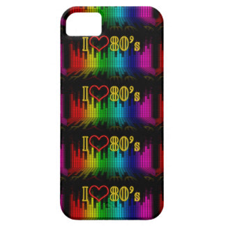 amo 80s funda para iPhone 5 barely there