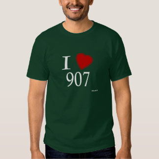Amo 907 Anchorage Camisas