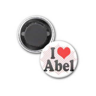 Amo a Abel Iman
