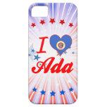 Amo a Ada, Minnesota iPhone 5 Case-Mate Protectores