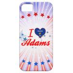 Amo a Adams, Wisconsin iPhone 5 Case-Mate Funda