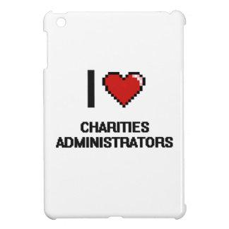 Amo a administradores de las caridades