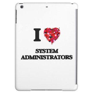 Amo a administradores de sistema
