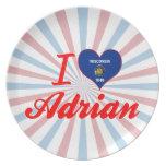 Amo a Adrian, Wisconsin Plato