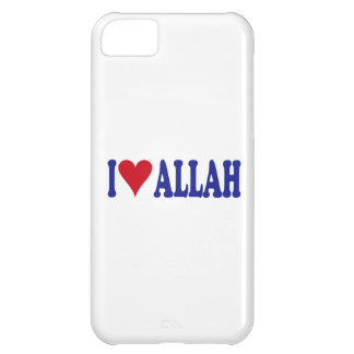 Amo a Alá Funda Para iPhone 5C