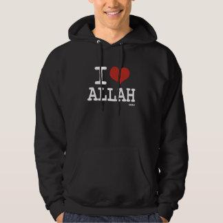 Amo a Alá Sudaderas