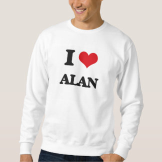 Amo a Alan Suéter
