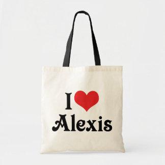 Amo a Alexis Bolsa